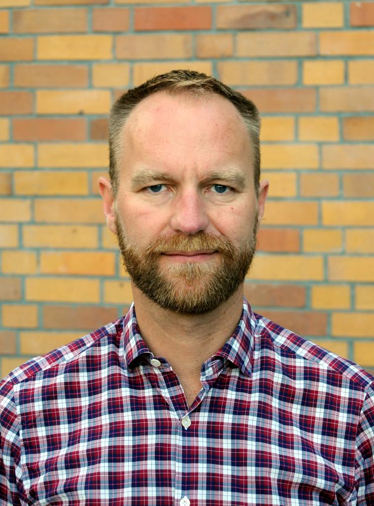 Petter Lydén, klimatexpert och skribent.